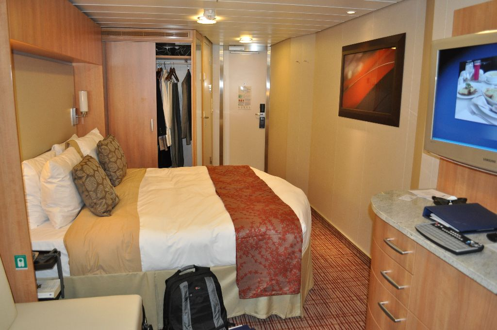Celebrity Eclipse Best Cabins - Cruise Advice