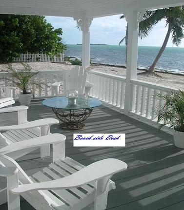 Thomson atwood vacation 08 florida keys for Beach house plans with decks