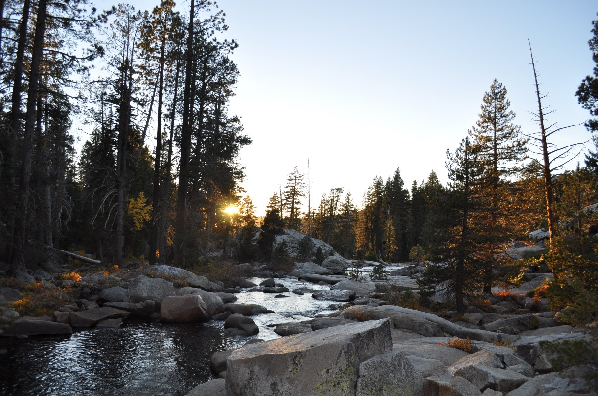 Stanislaus River Campground